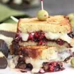 Dessert Grilled Cheese Sandwiches