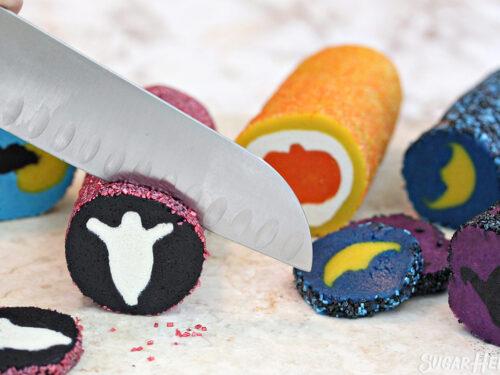 Slice And Bake Halloween Cookies Sugarhero