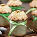 Pear Pie In A Jar