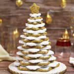 Gingerbread Christmas Cookie Tree
