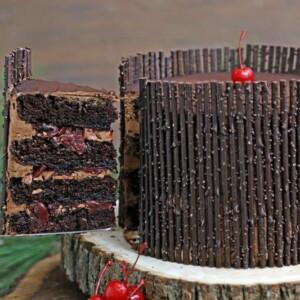 Black Forest Cake   From SugarHero.com