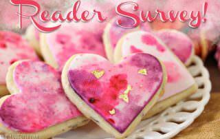 2017 Reader Survey | SugarHero.com