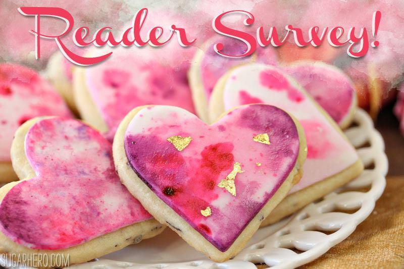 2017 Reader Survey from SugarHero.com