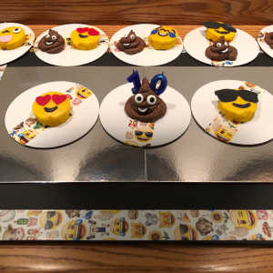 My Ten Y O Daughter Was Having An Emoji Themed Birthday Party It A Big Deal I Consider Myself Fairly Skilled At Cooking And Baking