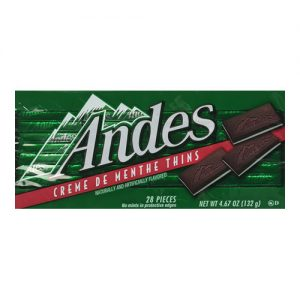 Andes Thin Mints