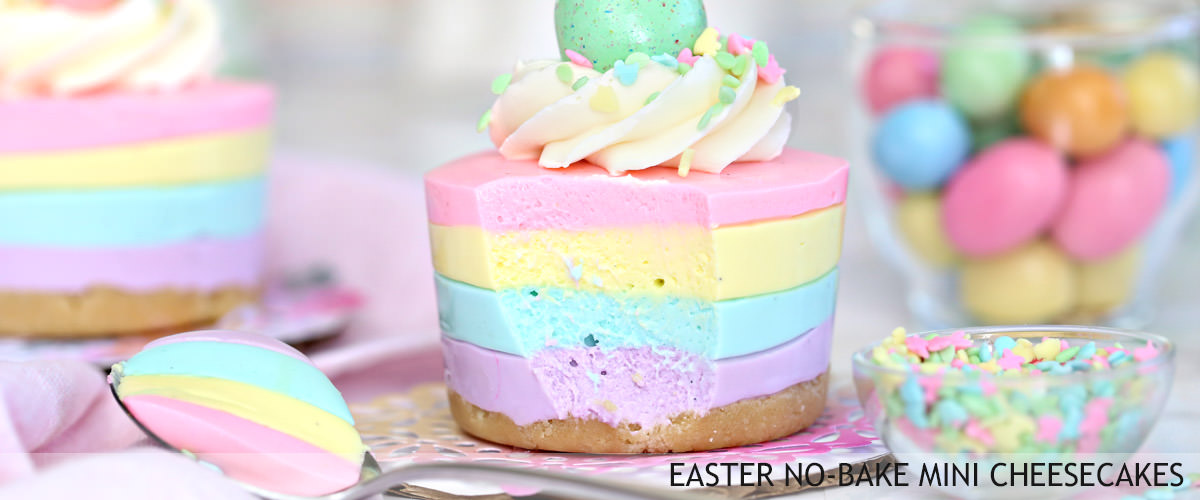 easter-no-bake-mini-cheesecakes-7