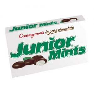Junior Mints   From SugarHero.com