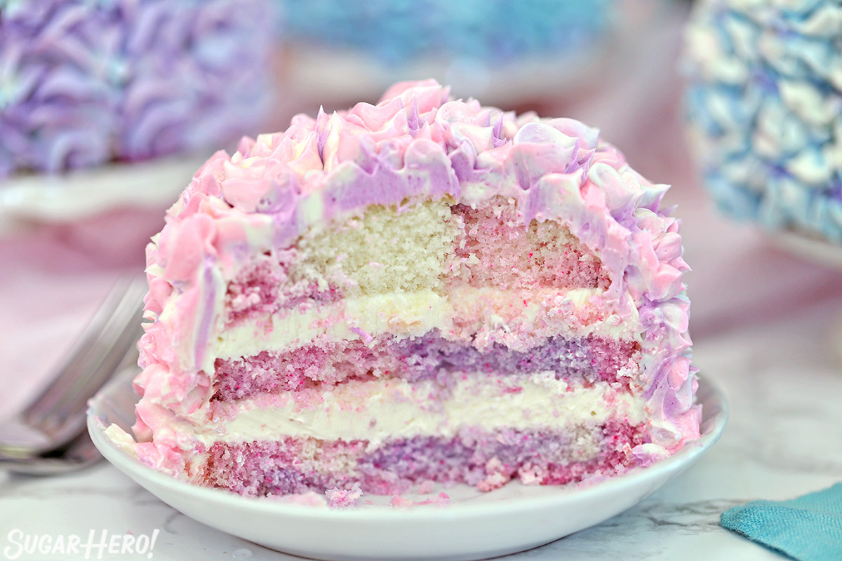 Vanilla Layer Cake Recipe Nz