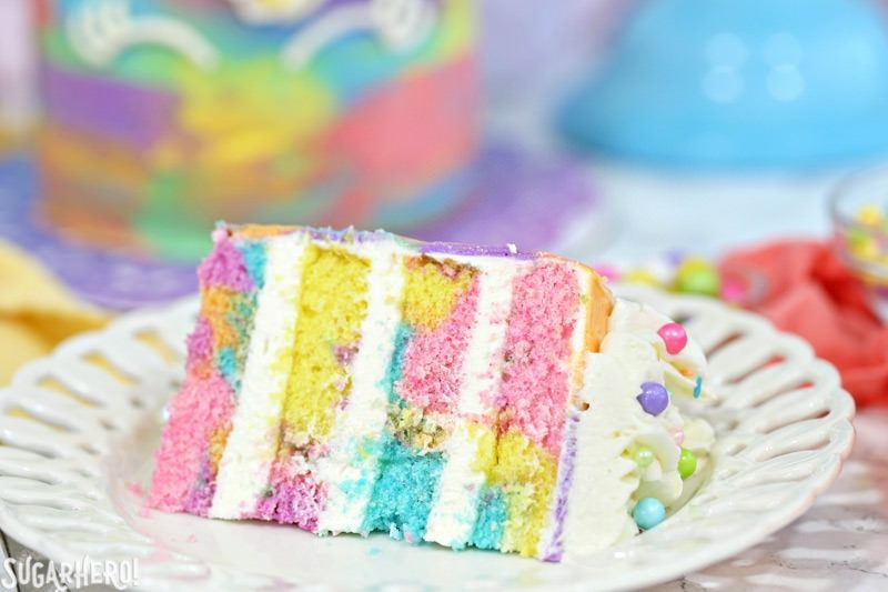 Unicorn Cakes - SugarHero