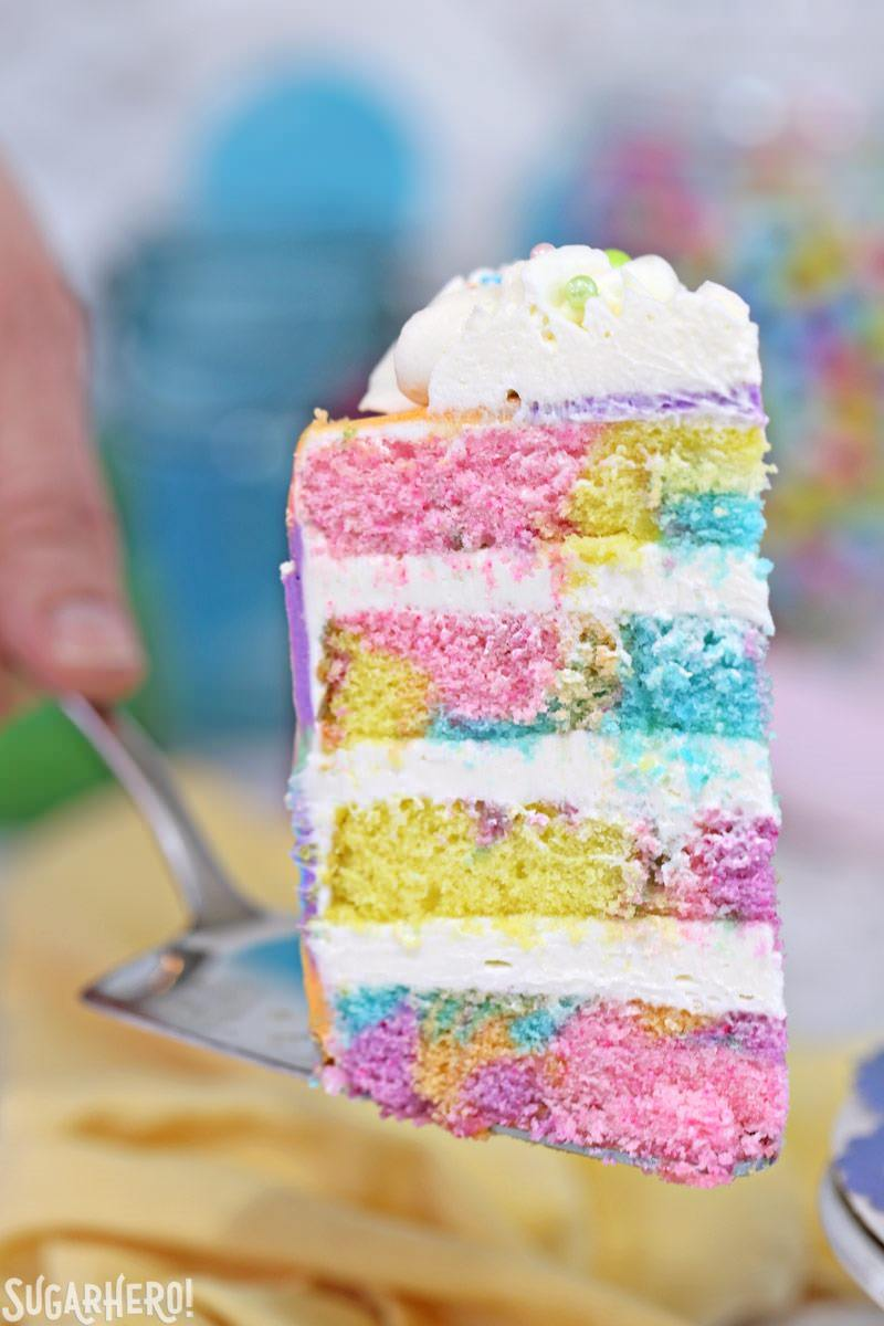 Can I Use Icing Color In Cake Batter
