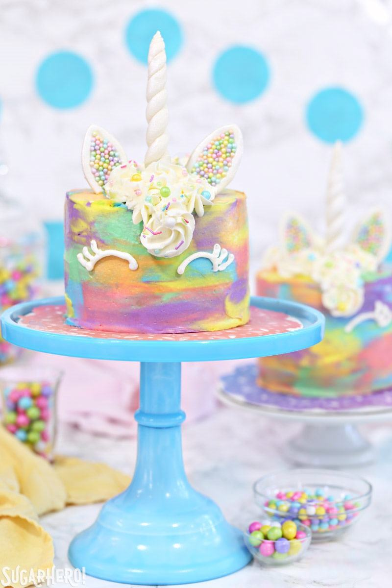 Layer Unicorn Cake