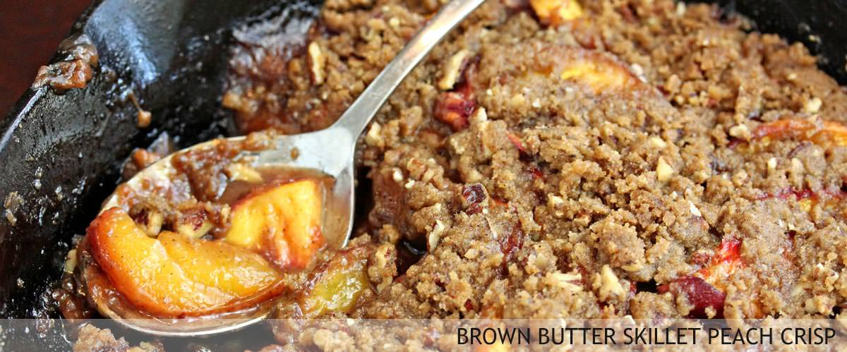 brown-butter-peach-skillet-crisp-3