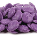 Purple Candy Melts | From SugarHero.com