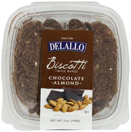 Chocolate Biscotti | From SugarHero.com