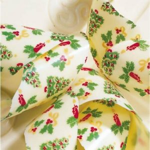 Christmas Chocolate Transfer Sheets | From SugarHero.com