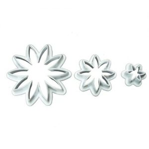 Daisy Cookie Cutters | From SugarHero.com
