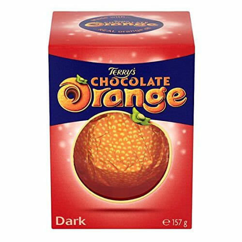 Chocolate Orange | From SugarHero.com