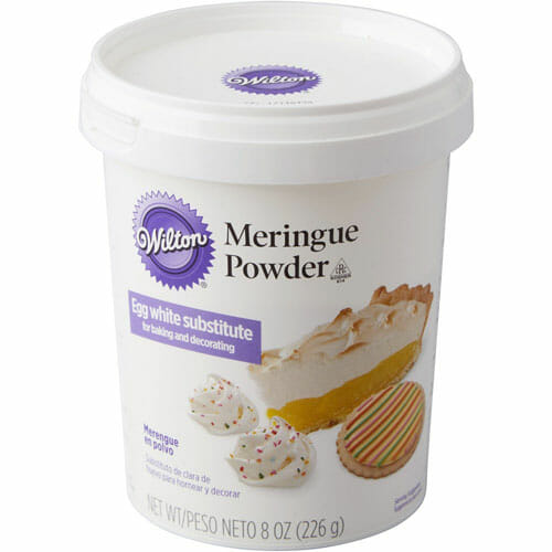 Meringue Powder | From SugarHero.com