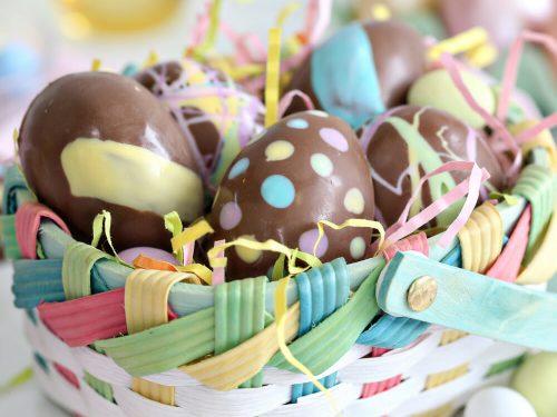 Peanut Butter Easter Eggs Sugarhero
