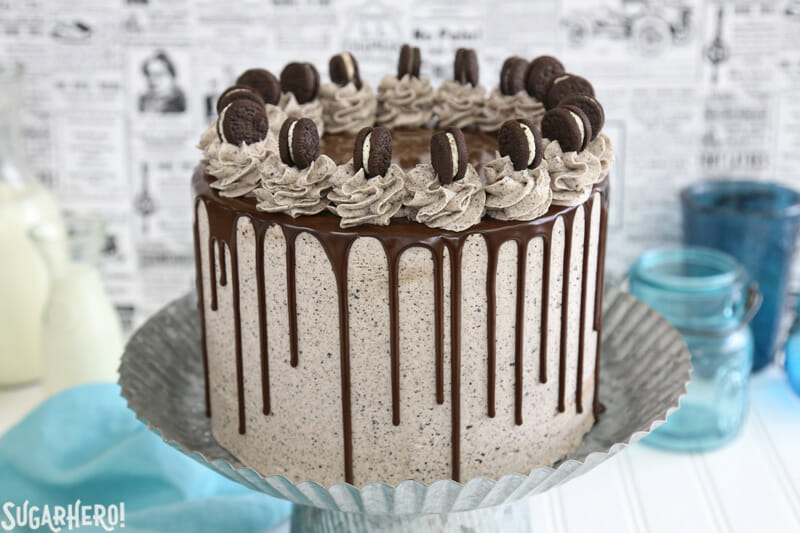 Cookies And Cream Cake Sugarhero