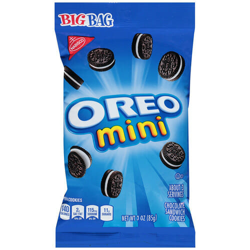 Mini Oreo Cookies | From SugarHero.com