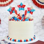 Fourth of July Layer Cake