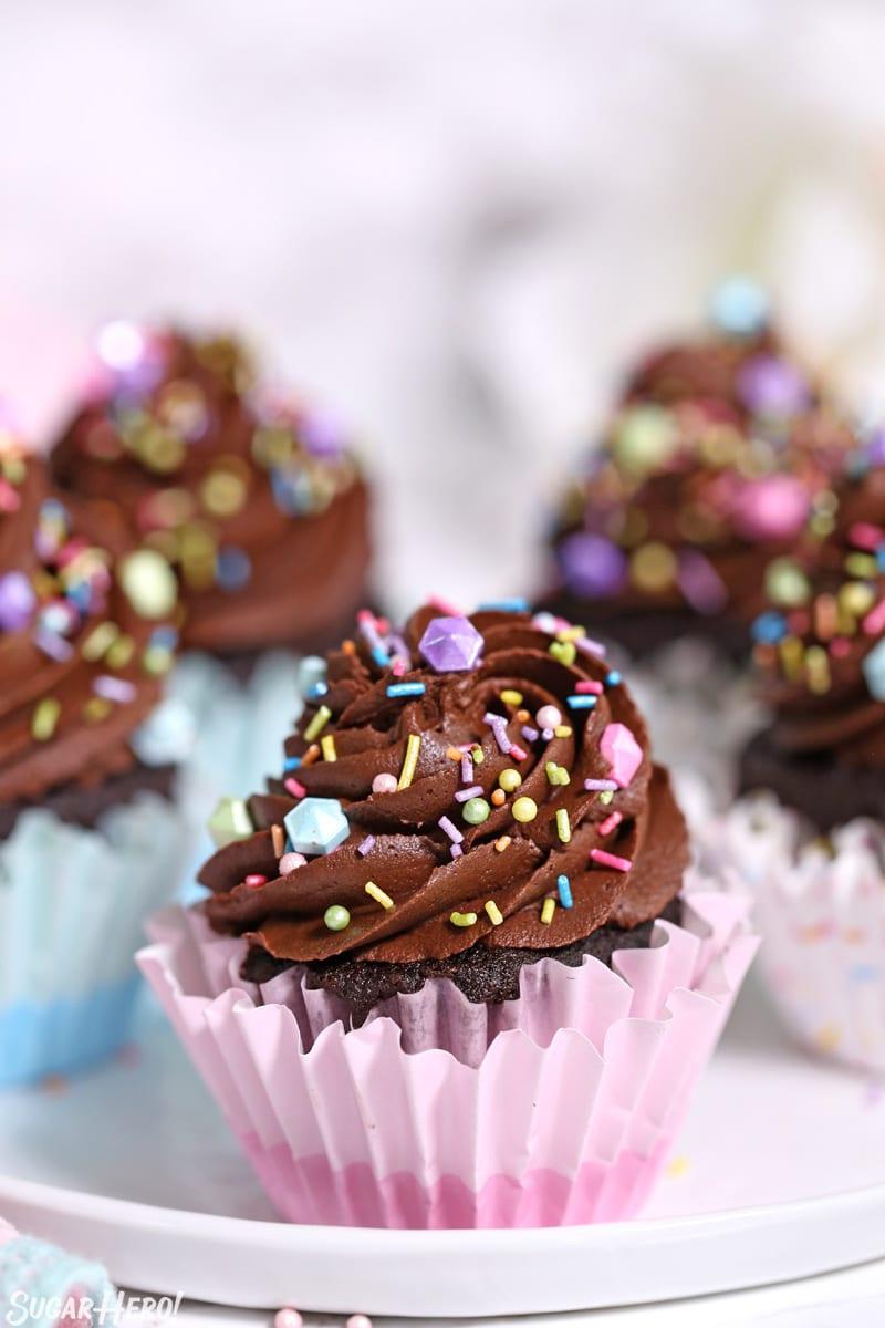 Chocolate Cupcake Recipe Sugarhero