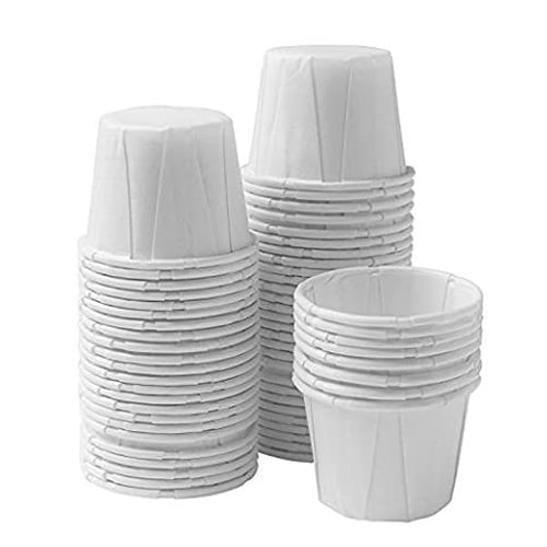 paper nut cups in stacks