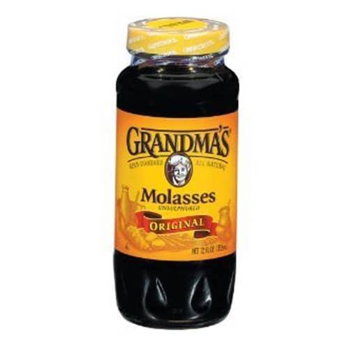 Jar of Grandma's Molasses