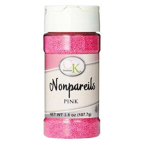 Pink Nonpareils